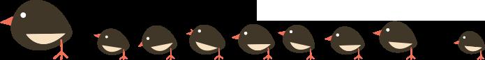 Montessori Ascot nursery chicks
