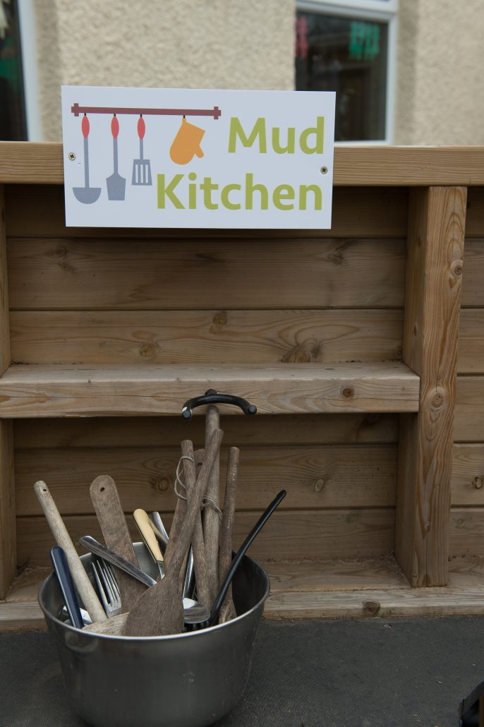 Tour Storybook with the Mud Kitchen