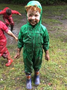 Montessori Ascot Pre School Enquiry Form muddy play