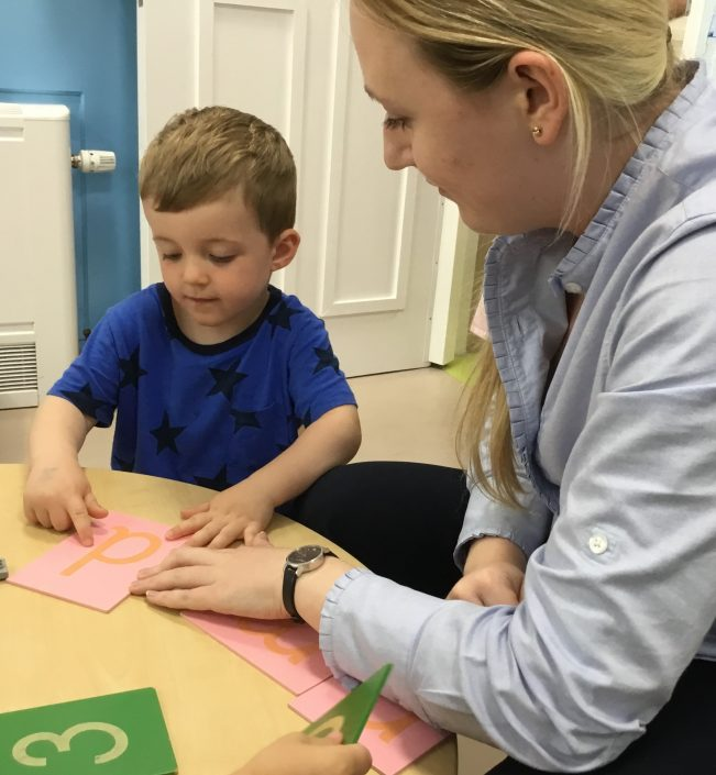 Montessori nursery career with Storybook